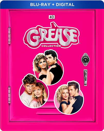 40th Anniversary Grease Collection