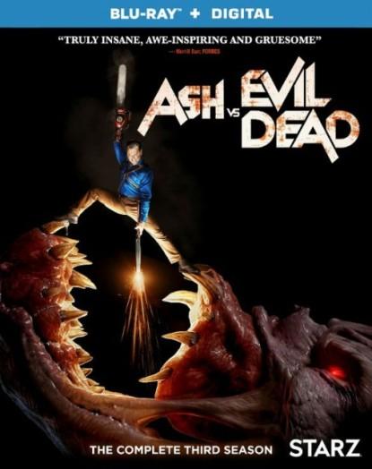 Ash vw. Evil Dead season 3